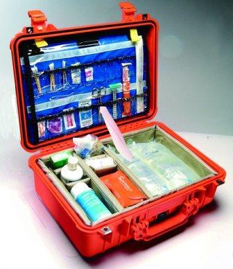 EMS orvosi táska 1550