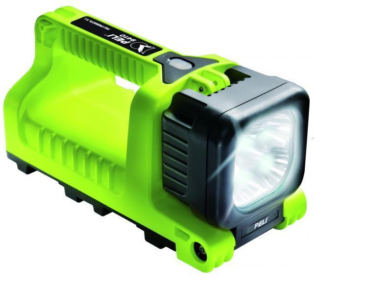 Peli led akkumulátoros lámpa, reflektor 9410