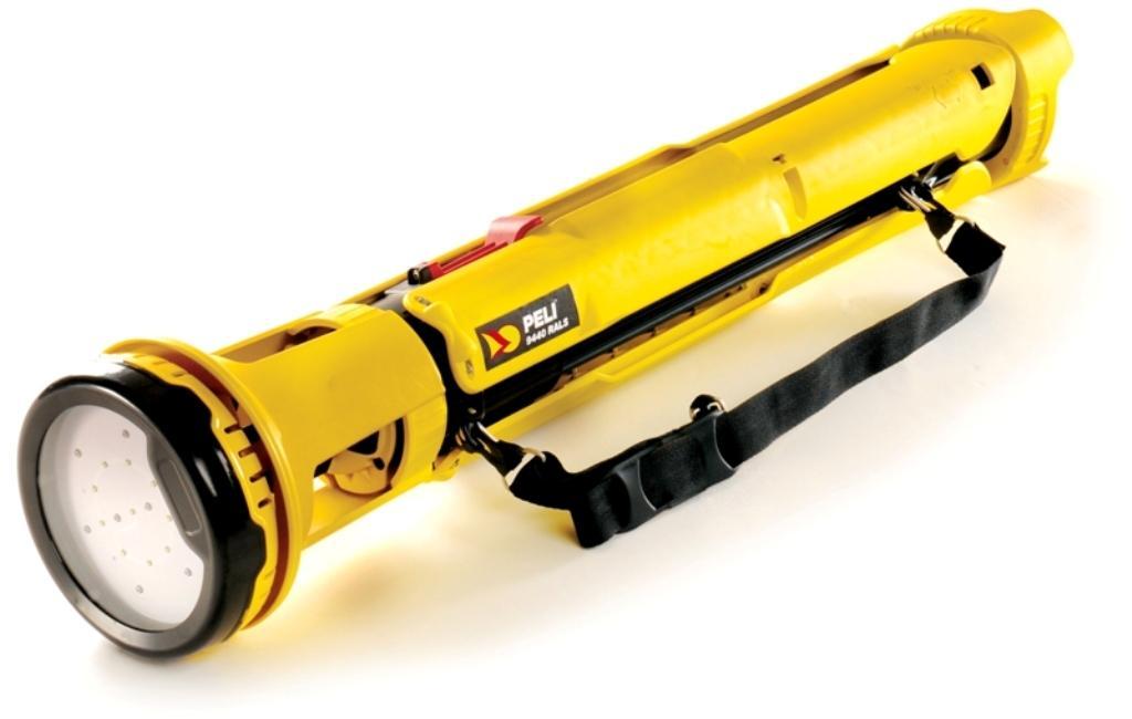 Peli led akkumulátoros lámpa, reflektor állványos 9440